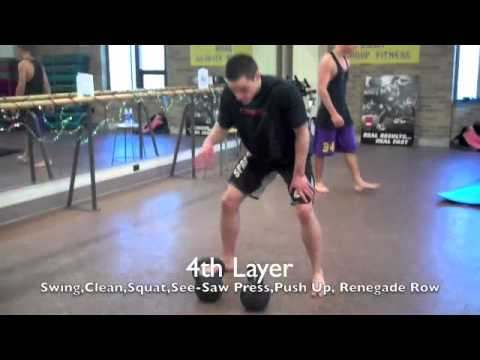 The Closing Kettlebell Advanced for Corpulent Loss and Conditioning: The Flynn Man Maker