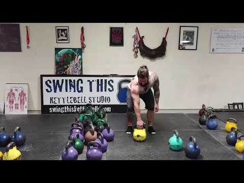 Guidelines on how to IMPROVE your Kettlebell Snatch : Hand Insertion and Rotation