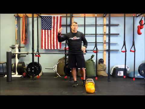 Kettlebell Workouts |The Kettlebell Man Maker
