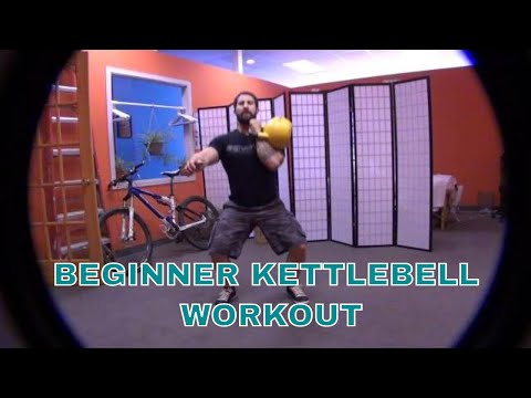 Newbie Kettlebell exercise #1 from Swing This Kettlebell
