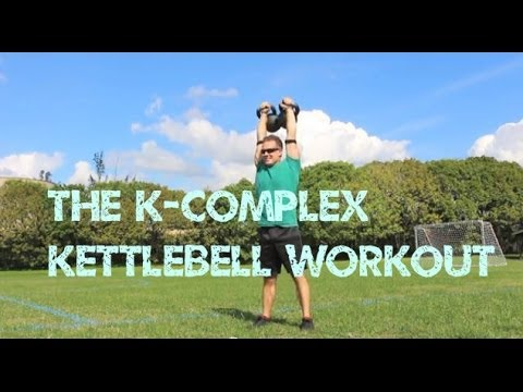 Kettlebell Workout: The K-Complicated