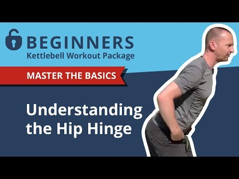 Kettlebell Hip Hinge | The Basis of Kettlebell Coaching