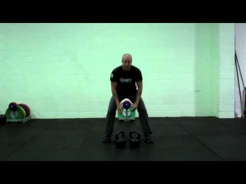 Helpful strength coaching – double kettlebell dapper