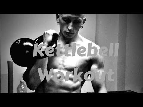 Kettlebell Workout Allenamento a CIRCUITO