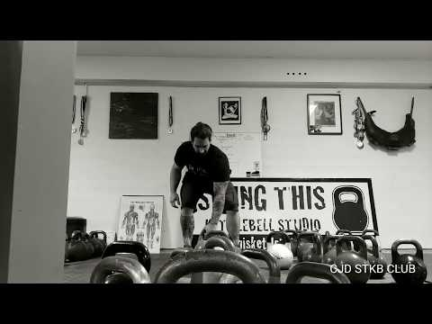 Kettlebell Dapper Create in Behind Circulate : Can You Wager the Weights ?