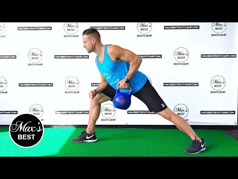3 KETTLEBELL ROW EXERCISES FOR BACK TONING | How To Kettlebell Row For Support & Arm Toning LIVE!