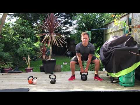 Most efficient Kettlebell Workout For Weight Loss