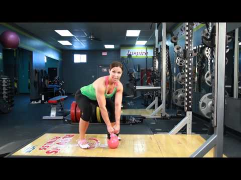 The design in which to Conclude Kettlebell Swings | Sleek/Stable With Rachel Cosgrove