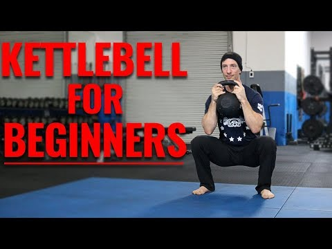 10 Minute Kettlebell Workout for Inexperienced persons – Ladder fashion