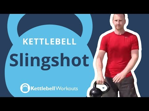 How to Impact the Kettlebell Slingshot | Supreme Warm Up Exercise