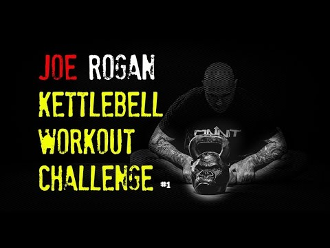 Joe Rogan Kettlebell Whisper Roar