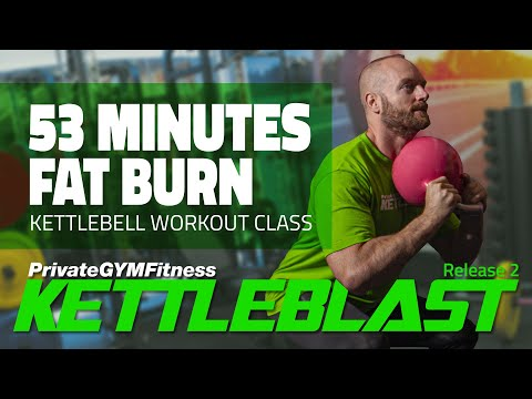 KETTLEBLAST Liberate 2 – Week 5, Day 3 | 💚 Kettlebell Workout Class