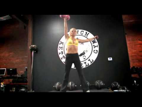 Art work of Strength Kettlebell Requirements Break-down