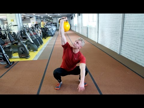 Kettlebell Complex for Shoulder Strength and Mobility