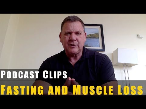 Muscle Loss At some level of Fleet Mimicking Weight loss program