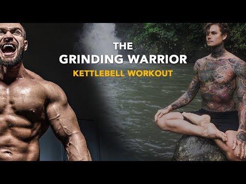 The Grinding Warrior Kettlebell Exercise