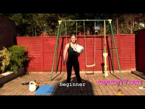 Summer Successfully being Circuit – Kettlebell and Physique Weight Workout