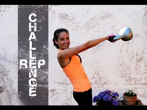 Kettlebell Convey – Übungen für Anfänger – Hiit – Straffe Arme – gesunder Rücken – Fett verbrennen