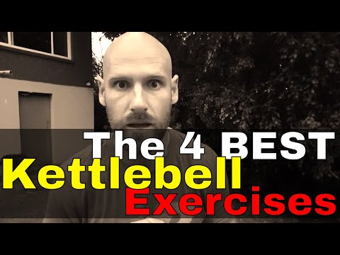 The Most involving 4 Kettlebell workout routines ever
