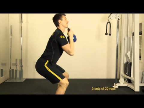 Reallifit Sequence: Kettlebell squat press