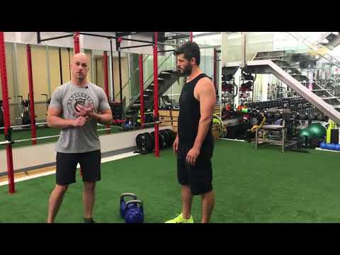 Kettlebell Kings Items: Lateral Kettlebell Swings