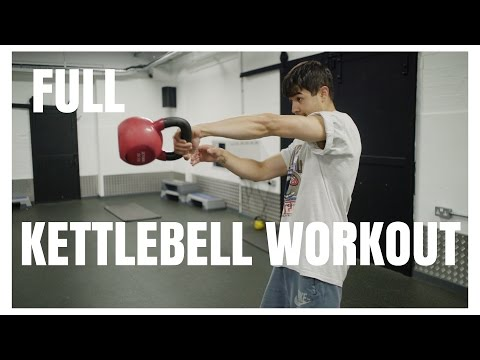 Fleshy Exercise | Kettlebell Advanced