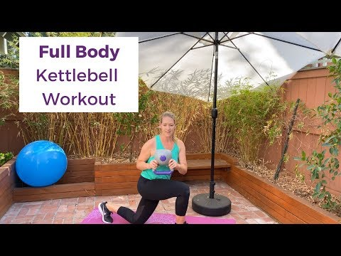 Fleshy Physique Kettlebell Exercise
