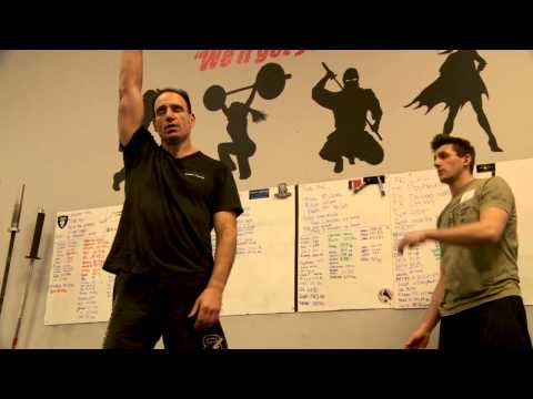 CrossFit – The Kettlebell Snatch (Journal Preview)