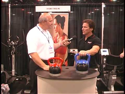 Adjustable Kettlebell by LifeCORE health