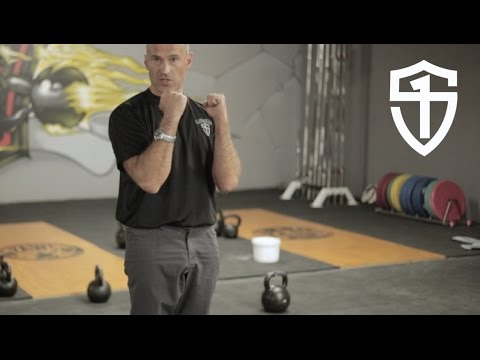 Pavel Tsatsouline on the Kettlebell Press
