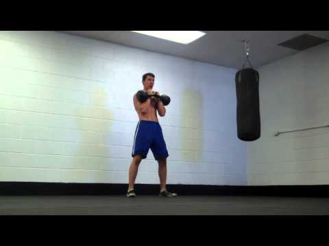 2 Kettlebell Workout – Entire Stress Kettlebell Complex from StrongFirst