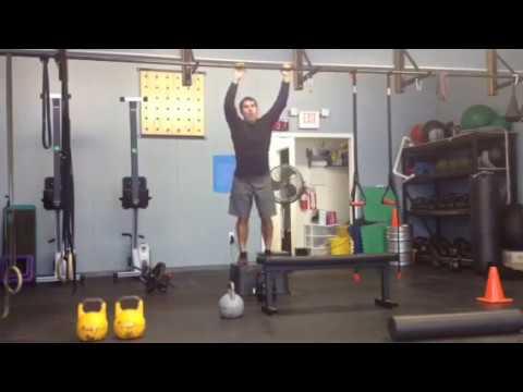 Kettlebell Exercises:Energy