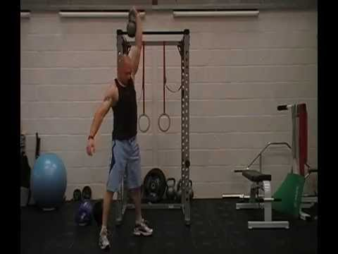 Kettlebell Fleshy Burning Remark