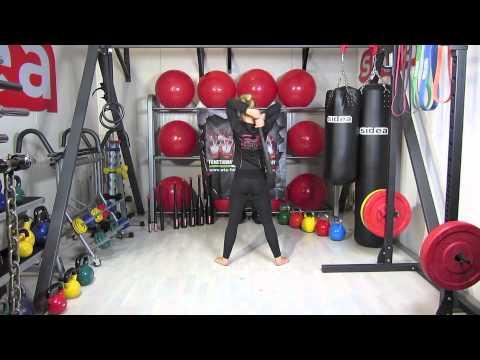 Kettlebell & Clubbell – WTA Energy Workout