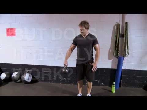 Kettlebell Strength / Balance Test With Mad Pete | New Age Performance