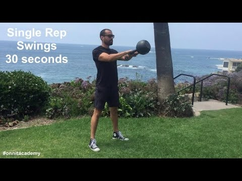 Kettlebell Recount with 4 workout routines