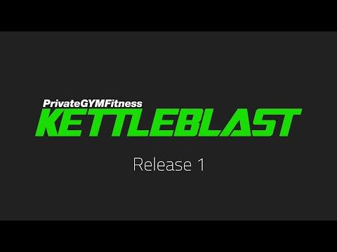KETTLEBLAST Liberate 1 – (Week 2, day 2)  | 💚 PrivateGYMfitness.com (Kettlebell exercise class)