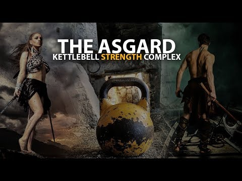 Asgard Kettlebell Strength Advanced