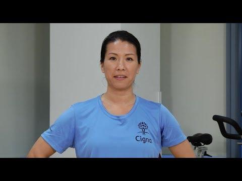 Cigna Fitness Mutter Kettlebell Routine