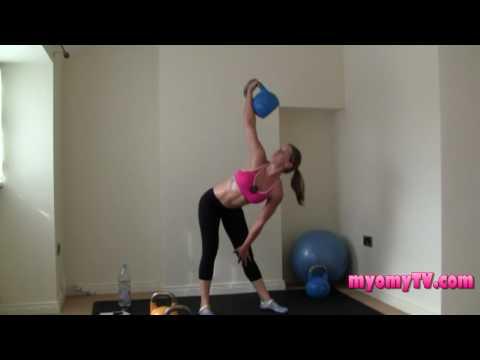 Fitness – Kettlebell Beefy Blaster Workout