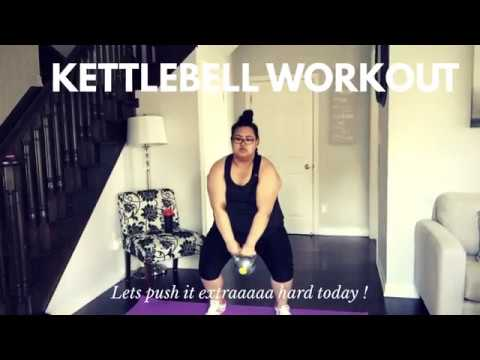 Weight Loss Gallop| Day 7| KettleBell Bid