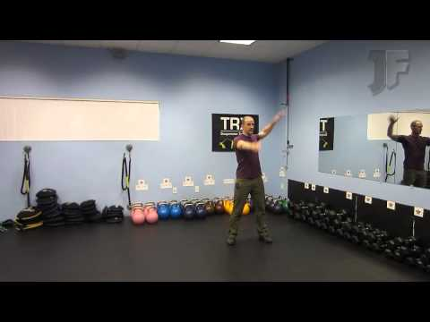 Warm Up Routine for Kettlebell, Bootcamp, & Workout routines