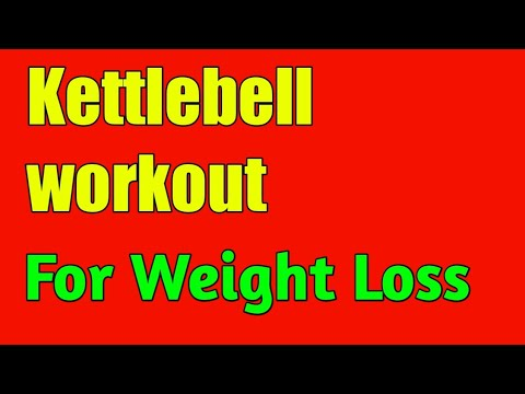 The supreme procedure to Full a Cardio and Firming Kettlebell Exercise – handiest kettlebell workout for weight reduction