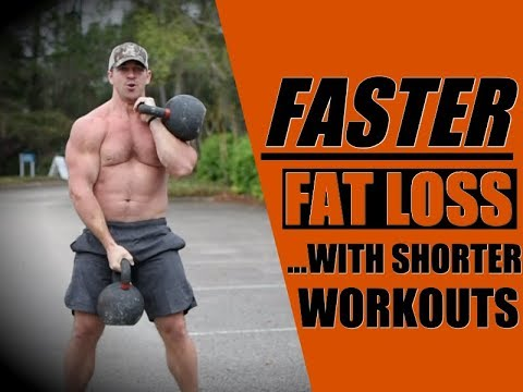 Kettlebell Core & Leg Routine [TORCH Fat Fast!] | Chandler Marchman
