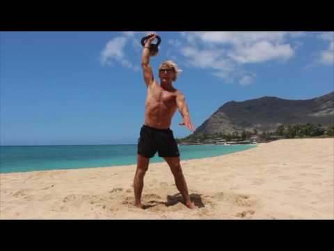 Kettlebell Coaching: Windmill