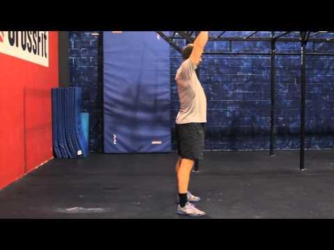 """Reebok CrossFit ONE Circulate Demo """"Kettle Bell Swing"""""""