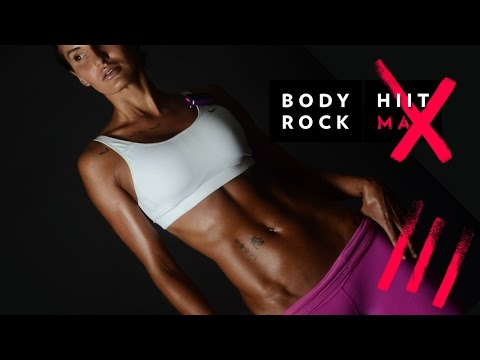 BodyRock HiitMax | Workout 13 – Killer Kettlebell Abs