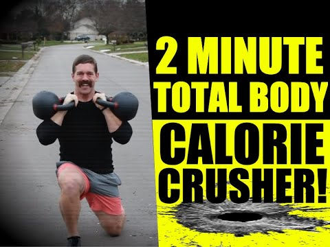 The PERFECT Total Body Kettlebell Insist [Short & Effective!] | Chandler Marchman
