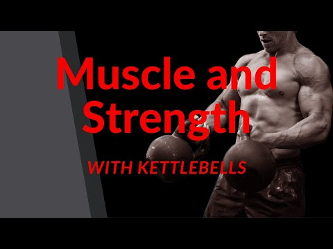 Kettlebell HIIT routine for Muscle Growth and Fats Loss
