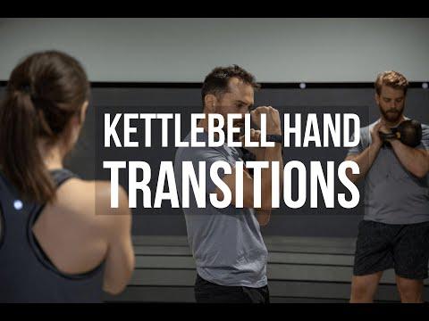 Kettlebell Certification: Hand Transitions